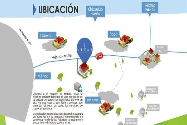 Foto de terreno habitacional en venta en  , tekat, mocochá, yucatán, 14028641 No. 07