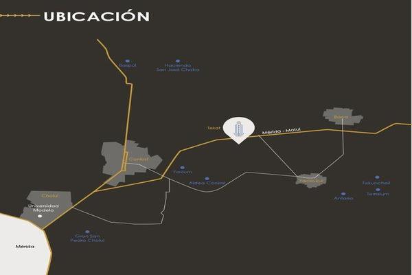Foto de terreno habitacional en venta en  , tekat, mocochá, yucatán, 8101052 No. 06