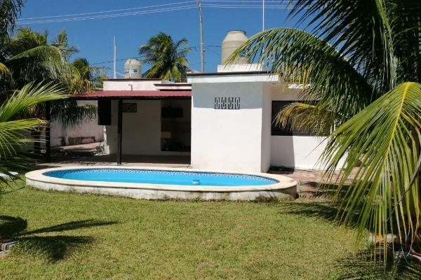 Foto de casa en venta en  , telchac puerto, telchac puerto, yucatán, 14028319 No. 01