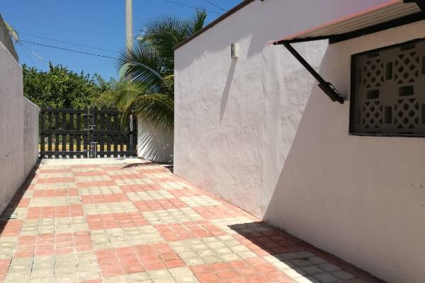 Foto de casa en venta en  , telchac puerto, telchac puerto, yucatán, 14028319 No. 13