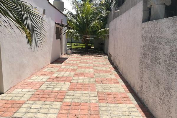Foto de casa en venta en  , telchac puerto, telchac puerto, yucatán, 14028319 No. 16