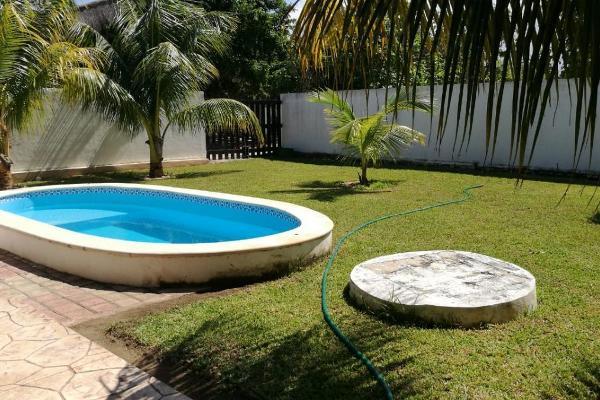 Foto de casa en venta en  , telchac puerto, telchac puerto, yucatán, 14028319 No. 17