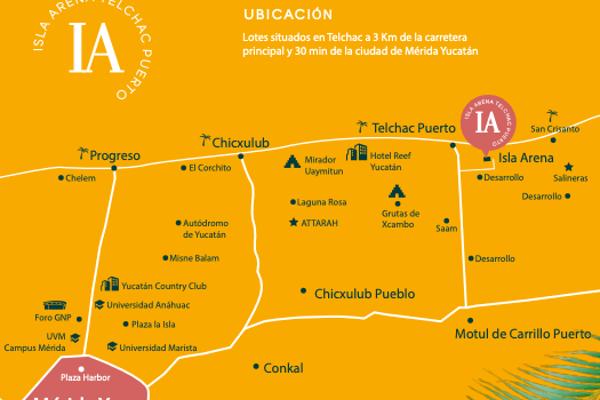 Foto de terreno habitacional en venta en  , telchac puerto, telchac puerto, yucatán, 8849866 No. 04