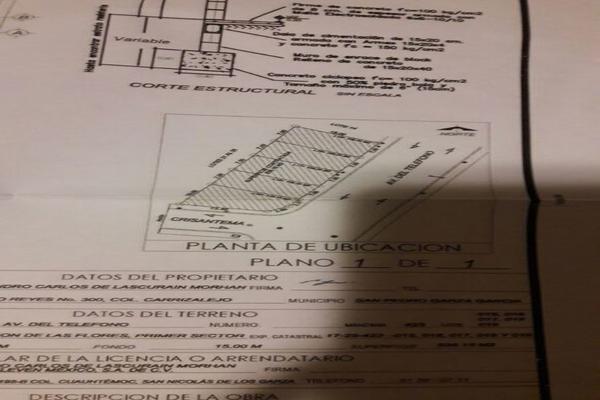 Foto de terreno habitacional en renta en teléfonos , misión de las flores, apodaca, nuevo león, 8460528 No. 05