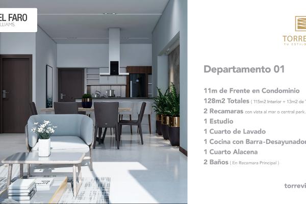 Foto de departamento en venta en  , telleria, mazatlán, sinaloa, 6204685 No. 09