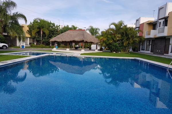 Foto de casa en venta en temalaca 17, benito juárez, emiliano zapata, morelos, 5837413 No. 01
