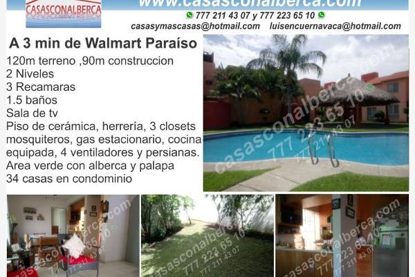 Foto de casa en venta en  , temixco centro, temixco, morelos, 4661018 No. 21