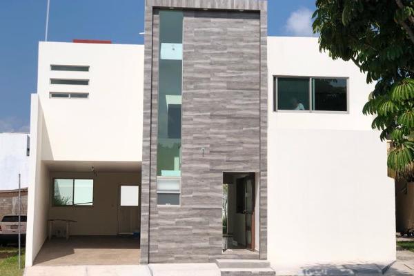 Foto de casa en venta en  , temixco centro, temixco, morelos, 5687417 No. 01