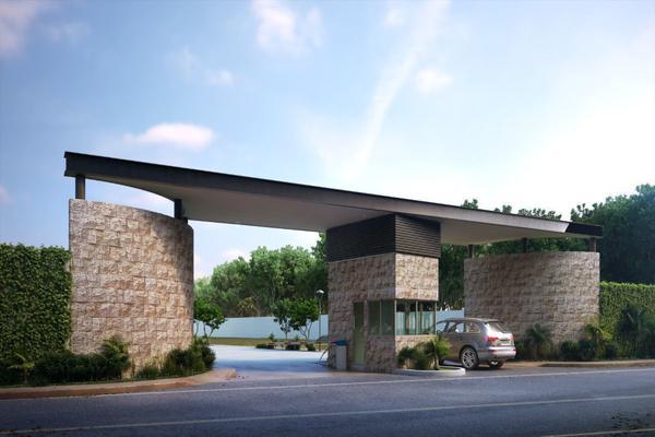 Foto de terreno habitacional en venta en  , temozon norte, mérida, yucatán, 10089686 No. 06