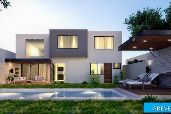 Foto de casa en venta en  , temozon norte, mérida, yucatán, 10197476 No. 01