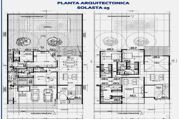 Foto de casa en venta en  , temozon norte, mérida, yucatán, 10197476 No. 03