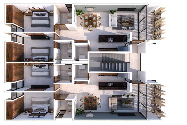 Foto de departamento en venta en . , temozon norte, mérida, yucatán, 13394122 No. 08