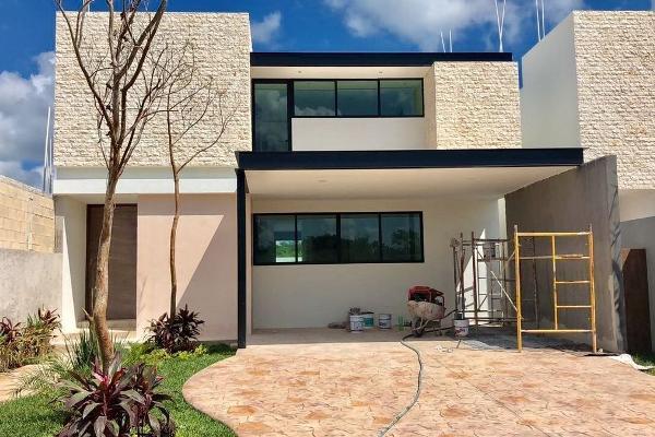Foto de casa en venta en  , temozon norte, mérida, yucatán, 13443144 No. 01