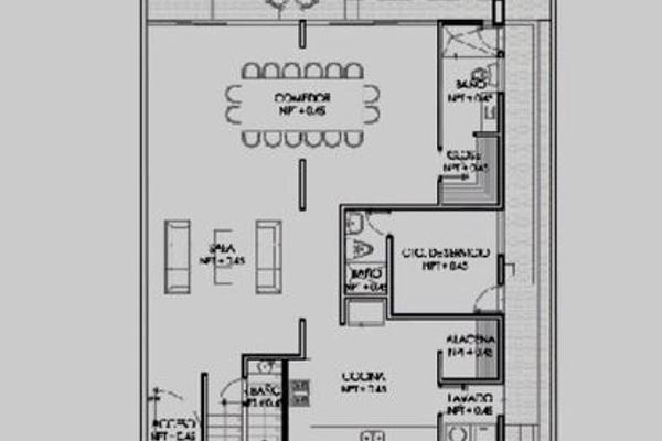 Foto de casa en venta en  , temozon norte, mérida, yucatán, 13443144 No. 22