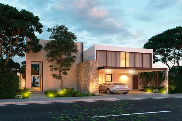 Foto de casa en venta en  , temozon norte, mérida, yucatán, 14026391 No. 01