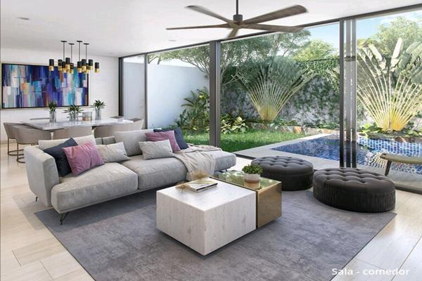 Foto de casa en venta en  , temozon norte, mérida, yucatán, 14026459 No. 05