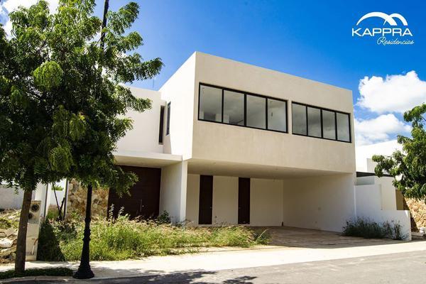Foto de casa en venta en  , temozon norte, mérida, yucatán, 14026463 No. 01