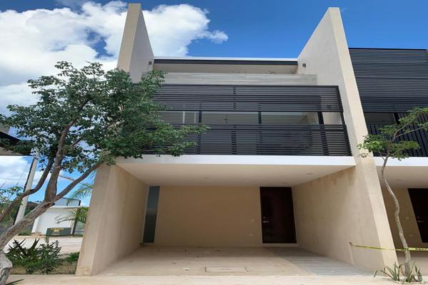 Foto de casa en venta en  , temozon norte, mérida, yucatán, 14026475 No. 01