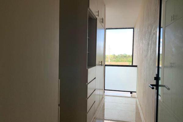 Foto de casa en venta en  , temozon norte, mérida, yucatán, 14026475 No. 08