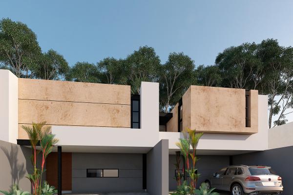 Foto de casa en venta en  , temozon norte, mérida, yucatán, 14028085 No. 01