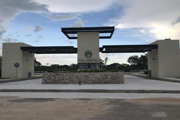 Foto de terreno habitacional en venta en  , temozon norte, mérida, yucatán, 14028097 No. 03