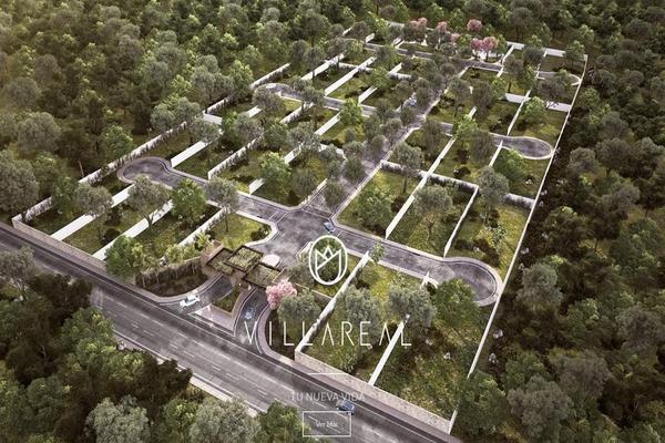 Foto de terreno habitacional en venta en  , temozon norte, mérida, yucatán, 14028097 No. 04