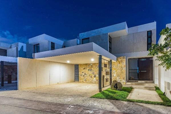Foto de casa en venta en  , temozon norte, mérida, yucatán, 14028149 No. 01
