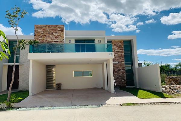 Foto de casa en venta en  , temozon norte, mérida, yucatán, 14028167 No. 01
