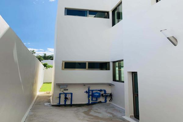 Foto de casa en venta en  , temozon norte, mérida, yucatán, 14028167 No. 14