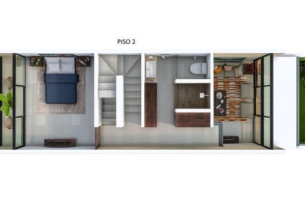Foto de departamento en venta en  , temozon norte, mérida, yucatán, 14028179 No. 14