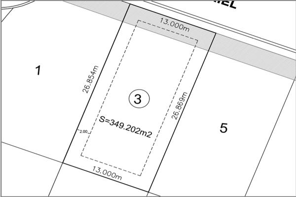 Foto de terreno habitacional en venta en  , temozon norte, mérida, yucatán, 14028187 No. 03