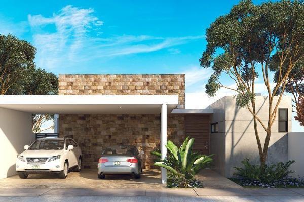 Foto de casa en venta en  , temozon norte, mérida, yucatán, 14030061 No. 01