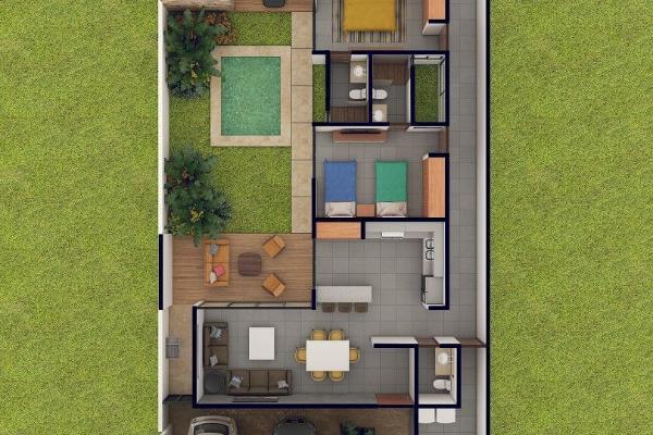 Foto de casa en venta en  , temozon norte, mérida, yucatán, 14030061 No. 07