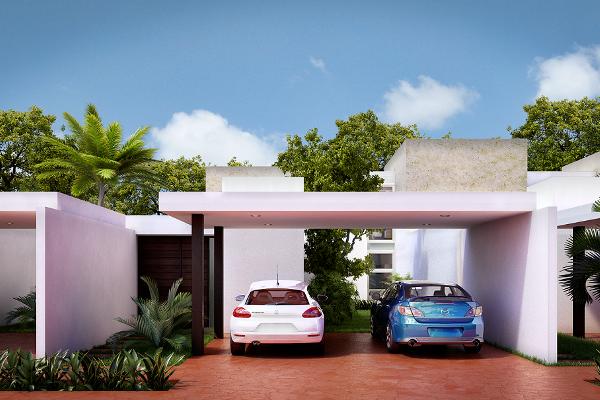 Foto de casa en venta en  , temozon norte, mérida, yucatán, 14030073 No. 01