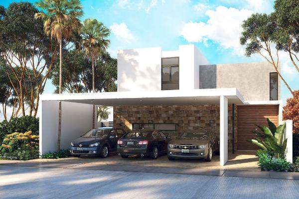 Foto de casa en venta en  , temozon norte, mérida, yucatán, 14030113 No. 01