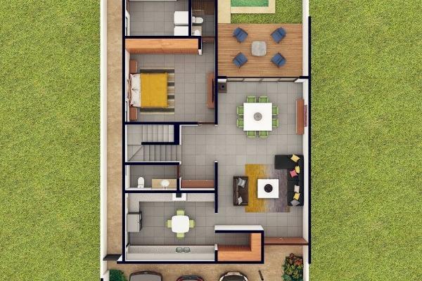 Foto de casa en venta en  , temozon norte, mérida, yucatán, 14030113 No. 05