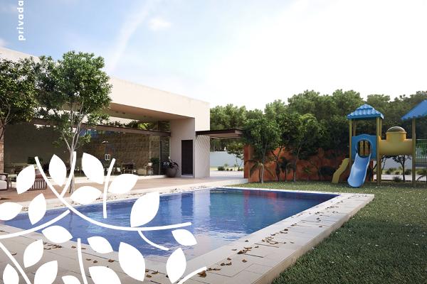 Foto de terreno habitacional en venta en  , temozon norte, mérida, yucatán, 14030145 No. 02
