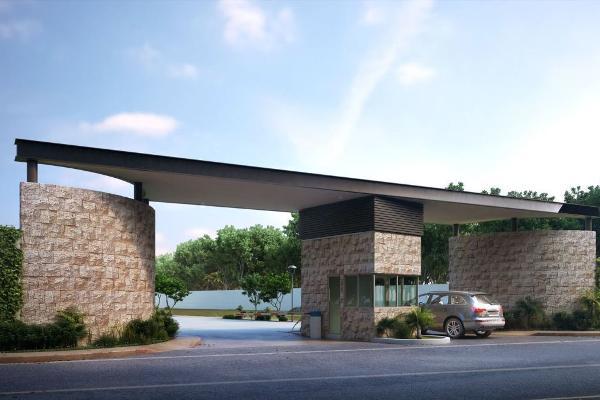 Foto de terreno habitacional en venta en  , temozon norte, mérida, yucatán, 14030145 No. 07