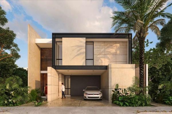 Foto de casa en venta en  , temozon norte, mérida, yucatán, 14030157 No. 01