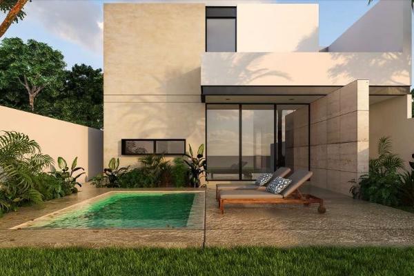 Foto de casa en venta en  , temozon norte, mérida, yucatán, 14030157 No. 02