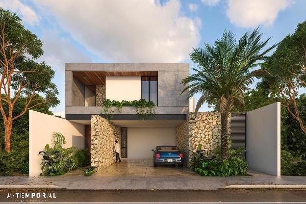 Foto de casa en venta en  , temozon norte, mérida, yucatán, 14038780 No. 01