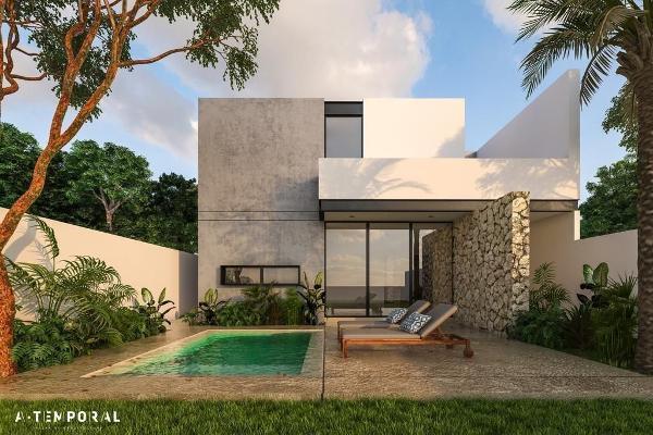 Foto de casa en venta en  , temozon norte, mérida, yucatán, 14038780 No. 02