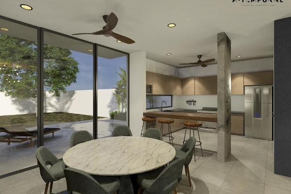 Foto de casa en venta en  , temozon norte, mérida, yucatán, 14038780 No. 04
