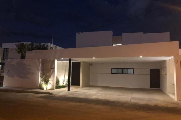 Foto de casa en venta en  , temozon norte, mérida, yucatán, 14038788 No. 01