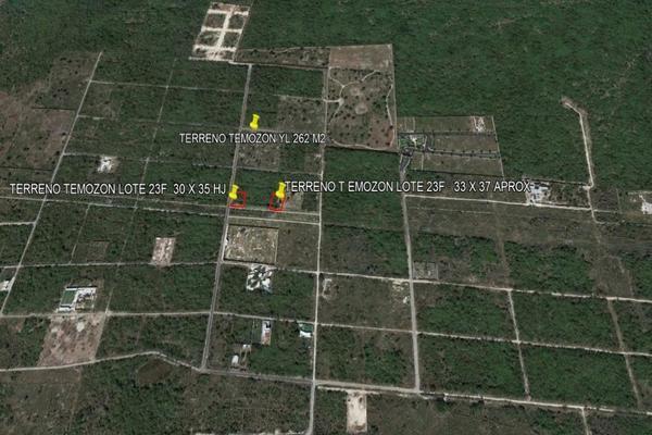 Foto de terreno habitacional en venta en  , temozon norte, mérida, yucatán, 14038792 No. 01