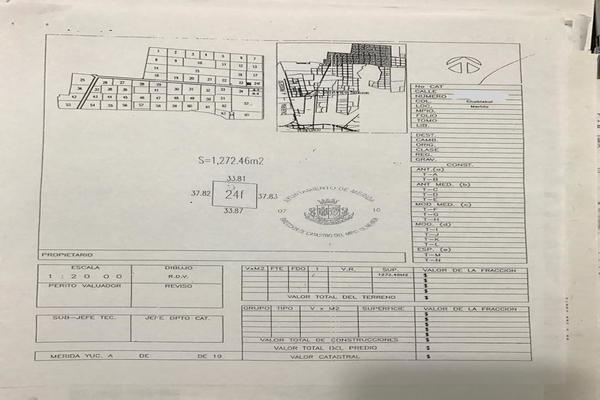 Foto de terreno habitacional en venta en  , temozon norte, mérida, yucatán, 14038792 No. 04