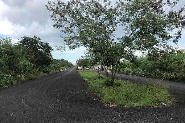 Foto de terreno habitacional en venta en  , temozon norte, mérida, yucatán, 14038796 No. 01
