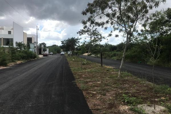 Foto de terreno habitacional en venta en  , temozon norte, mérida, yucatán, 14038796 No. 02