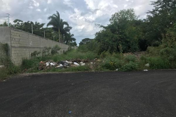 Foto de terreno habitacional en venta en  , temozon norte, mérida, yucatán, 14038796 No. 03