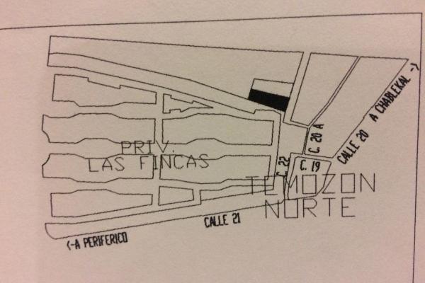 Foto de terreno habitacional en venta en  , temozon norte, mérida, yucatán, 14038796 No. 04